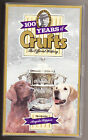 100 YEARS OF CRUFTS - THE OFFICIAL HISTORY - ANGELA RIPPON - VHS PAL (UK) VIDEO