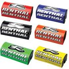 "NEW RENTHAL FATBAR FAT BAR 1 1/8"" HANDLEBAR PAD OVERSIZE ORANGE RED BLACK BLUE"