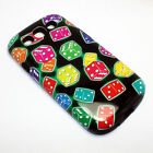 Color Dices Hybrid Shockproof Phone Cover Case For Samsung Galaxy S3 I9300