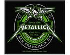 METALLICA - OFFICIAL SEW-ON PATCH patches logo kill em all master of puppets