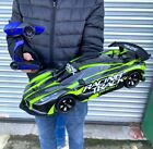 LARGE 1/10TH RC RADIO CONTROL MONSTER TRUCK / CAR FAST! GIFT