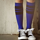 Oldschoolsocks by Spirit of 76 | the black Blacks on blue Hi | Skatersocks