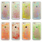 Dynamic Quicksand Glitter Liquid Hard Phone Case Cover For iPhone 5 5C 5S 6 plus