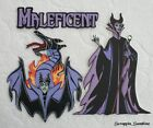 DISNEY MALEFICENT - YOU CHOOSE - Printed Scrapbook Page Paper Piece - SSFFDeb
