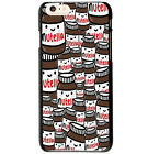 Funny Nutella Pattern Cover Case For Apple iPhone 6 4.7 / 6 plus 5.5