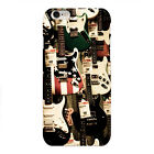 disguised Electric Guitar Wall Rock Country Music Phone Case Cover All Models