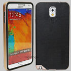 Armor Hybrid Hard Bumper Soft Rubber Case Cover For Samsung Galaxy Note 3 Note 4 фото