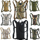 3L Climbing Hydration System Water Bag Pouch Backpack Bladder Hiking Survival