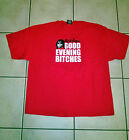 Rick James Good Evening Bitches RED Adult T-shirt