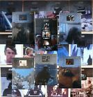 Topps Star Wars FILM RELICS Jedi Legacy / SW Illustrated  PICK LIST  2013 / 2015 $12.84 CAD