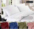 1000TC New Hotel Brand Bedding Set in 100%Egyptian Cotton In All UK Size & Color
