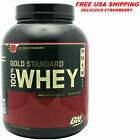 Optimum Nutrition GOLD STANDARD 100 WHEY Protein 5 lbs All Flavor World Ship
