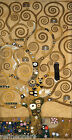 Gustav Klimt Tree of Life Stoclet Frieze Canvas Print