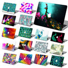"Peacock Digital Painted Hard Case for Macbook Air11""12""Pro 13""15""+Keyboard Cover"