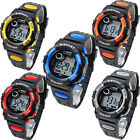 Boy's&Girl's Sports Kids Electronic Wrist Watch Watches Christmas Gift Sales