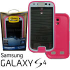 Otterbox Preserver Samsung Galaxy S4 Waterproof Case Primrose Pink Gry, 77-33794