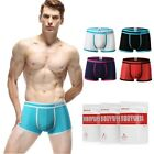 5 x Mens Cotton Underwear Boxer Shorts Briefs Trunks Pants Underpants M L XL XXL