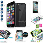 Premium Tempered Glass Film Screen Protector Front Back Guard For Apple iPhone