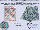Convenient 10-Packs of 300cc or 500cc Oxygen Absorbers Scavengers Packets