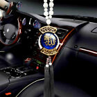 Fancy Islamic Car Mirror Hanging Decoration Allah Name Calligraphically Design