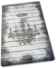 Chandelier Shabby Chic Vintage SINGLE CANVAS WALL ART Picture Print
