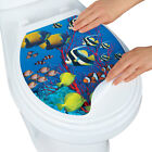 Collections Etc Coral Reef With Tropical Fish Toilet Tattoo