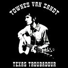 Townes Van Zandt T SHIRT Texas Troubadour Our Mother the Mountain country music
