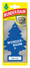 WUNDER-BAUM Hanging Little Trees Air Freshener Office Home Fragrance Mirror Hang