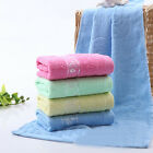32*73cm Microfiber Absorbent Drying Soft Cotton Bath Towel Washcloth Shower
