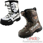 FXR RealTree X-Cross Snowmobile Boots  ~ New 2016
