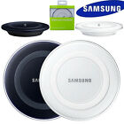 OEM Qi Wireless Charger Charging Pad For Samsung Galaxy S6 S7 Edge+Note 5