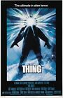 THE THING (1982) Movie Poster Sci Fi Horror