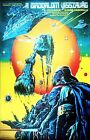 STAR WARS THE EMPIRE STRIKES BACK V Hungarian Movie Poster Art Return Jedi $9.98 USD on eBay