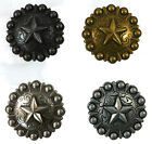 Star & Berries Cabinet Knobs Texas Western Decor
