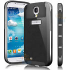 For Samsung Galaxy S4 IV Hybrid Rugged Rubber Hard Impact Protective Case Cover