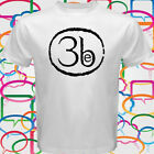 New Third Eye Blind Rock Band Logo Symbol Men's White T-Shirt Size S to 3XL