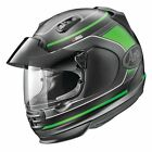 Arai Defiant Pro-Cruise Timeline Helmet, Black - All Sizes!