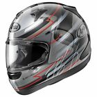Arai Signet-Q Brett King Frequency Helmet, Black/Red - All Sizes!