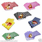 """Polka Dot Pattern  Paper Candy / Sweets Bags Spots Wedding Gift Cake 5""""x7"""""""