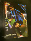 Football Champions - Inter - Adriano -2004-05  - FOIL