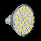 4pcs MR16/GU10/E27 29SMD 5050 LED Light Warm/Cool White Lamp Bulb Quartz Cup USA