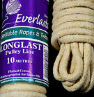 EVERLASTO LONGLAST WEATHERPROOF PULLEY LINE - Various Lengths