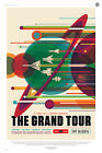 NASA Exoplanet Travel Bureau- The Grand Tour - Multi Size
