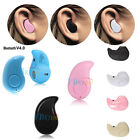 1XColorful Mini Wireless Bluetooth 4.0 Stereo Invisible Sport Headphone Headset