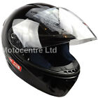 AGV K3 Gloss Black Motorcycle Helmet