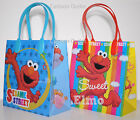 SESAME STREET ELMO BIG BIRD CANDY bags 11PC party favors gift bags loot goody