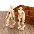 Hot Artist Movable Limbs Male Wooden Figure Model Mannequin Art Class Sketching