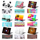 "For Macbook Pro Air 11""13""15""Retina 12""Digital Painted Hard Case +Keyboard Cover"