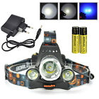 13000lm BORUiT 3X XM-L T6 LED USB Headlamp 2X18650 Head light Torch Flashlight  <br/> Genuine BORUiT✔24H SALES ✔Free Trak NO. 1 year warranty