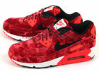 Nike W Air Max 90 Anniversary 25th Velvet Gym Red/Black-Infrared 2015 726485-600